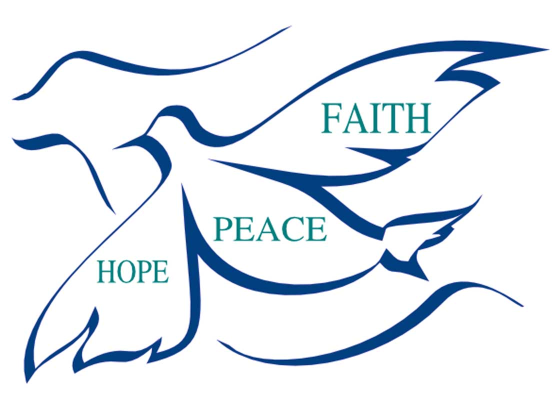 Faith, Peace, and Hope