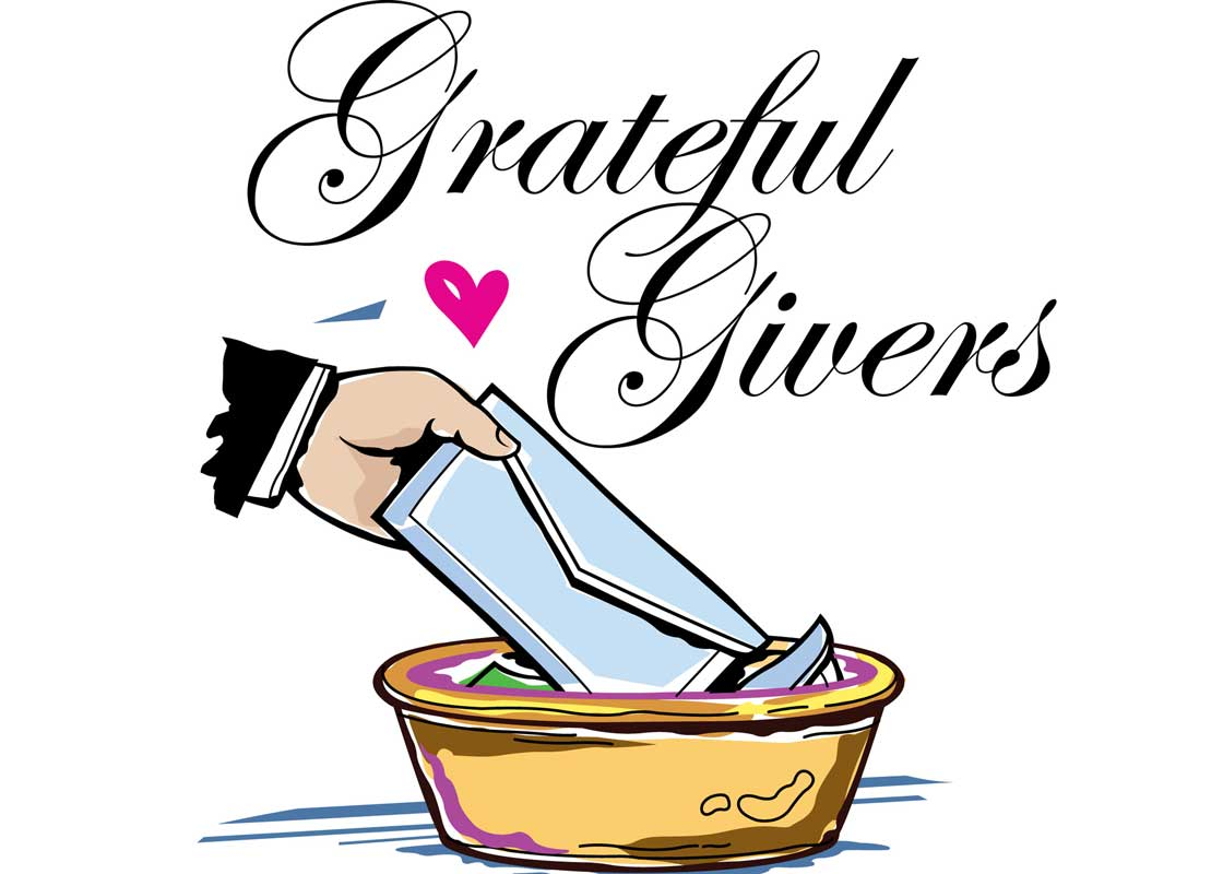 Grateful Givers