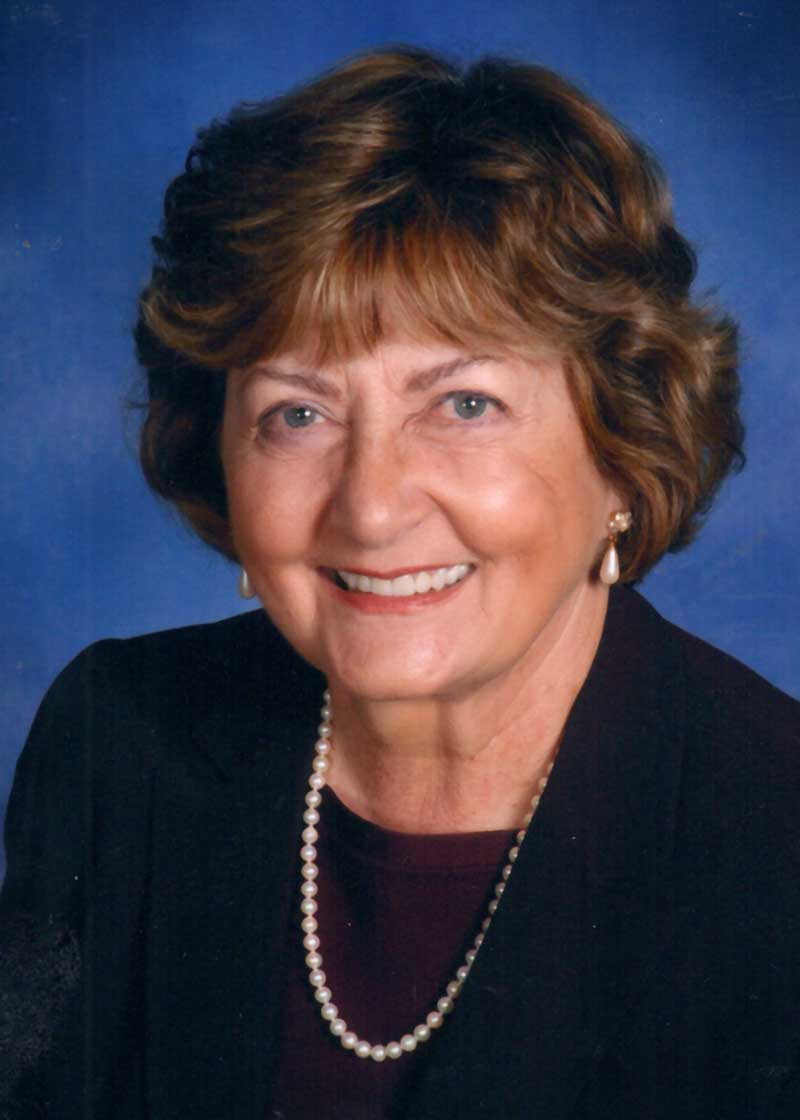 Barbara Partridge